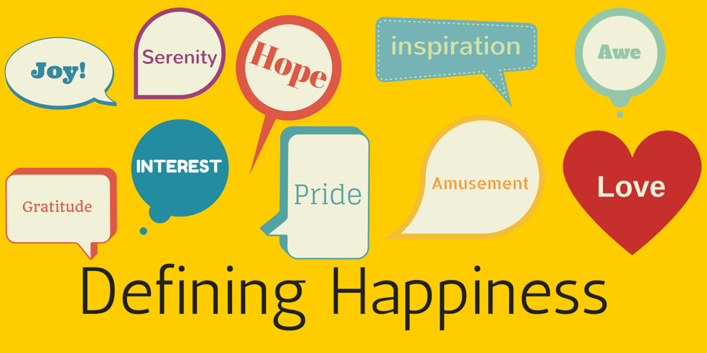 Defining Happiness